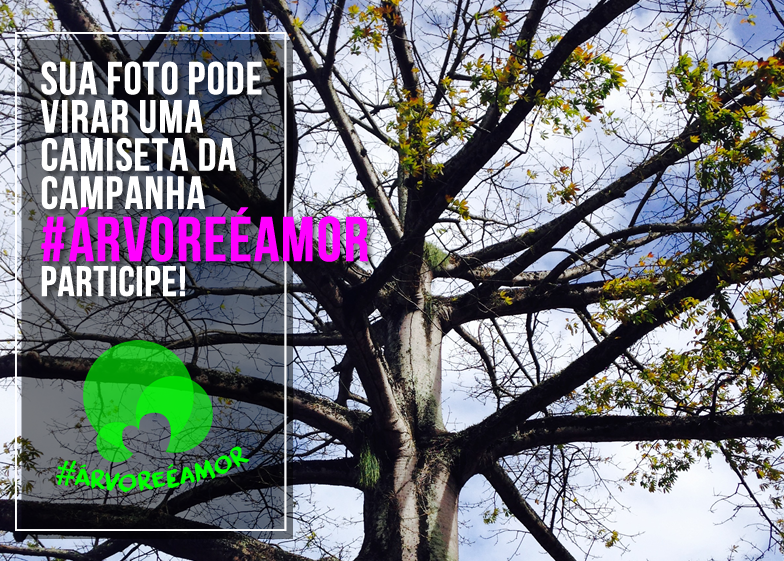 FB Campanha Árvore É amor - dia da árvore